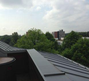 First Class Suite Terrasse Lindner Park-Hotel Hagenbeck