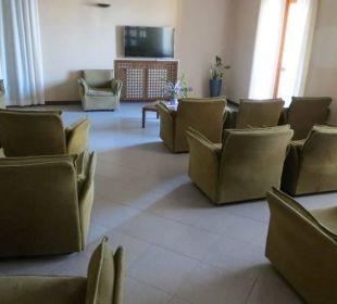 Fernsehraum Hotel Bellavista