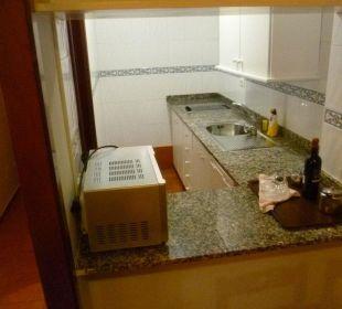 Vollausgestattete Küche Hotel Dorotea