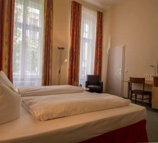 Doppelzimmer Standard Hotel Tiergarten Berlin
