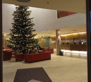 Hall/entrata Austria Trend Hotel Savoyen Vienna