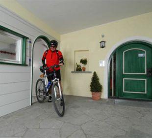 Eingangsbereich Oberstdorfer Ferienwelt