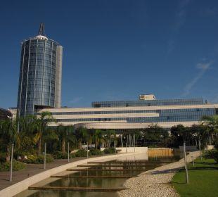 Gesamtkomplex T Hotel