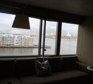 Ausblick Zimmer Hotel Hyatt Regency Jersey City On The Hudson