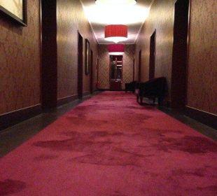 Korridor zur Felixsuite Hotel Altstadt Vienna
