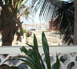 Balkon / Terrasse Hotel Pousada da Luz