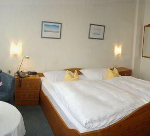 Unser Doppelzimmer Nr. 1 Hotel-Pension Haus Angelika