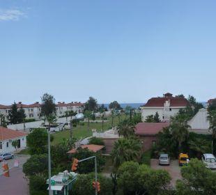 Widok z pokoju Orient Hotels Roxy Resort