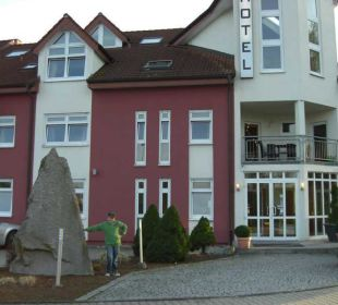 Hotel - Eingang