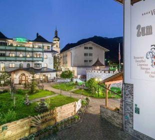 Sommerdämmerung Vital Hotel Zum Ritter