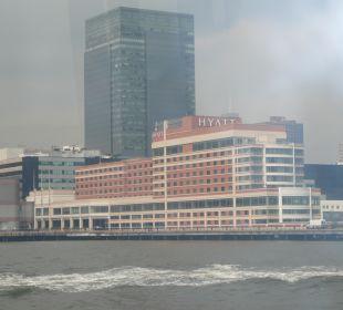 Hotel von außen Hotel Hyatt Regency Jersey City On The Hudson