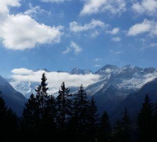 Bergpanorama (September) Alpengasthof Enzianhof