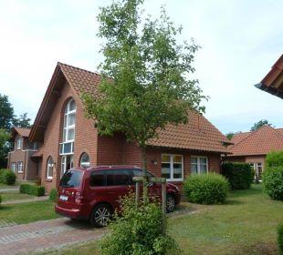 Ferienhaus mit Parkmöglichkeit Eve Resort & Spa