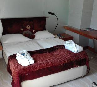 Bett Radisson Blu Hotel Köln
