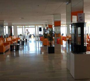 Lobby JS Hotel Miramar