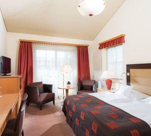 Doppelzimmer Landseite Travel Charme Ostseehotel Kühlungsborn
