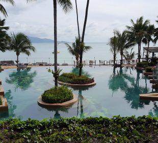 Poolanlage Anantara Bophut Resort & Spa