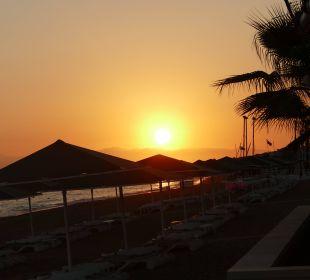 Sonnenuntergang Club Aldiana Side