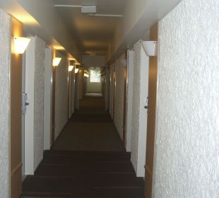 Etagen Flur Hotel Ibis Bochum Zentrum