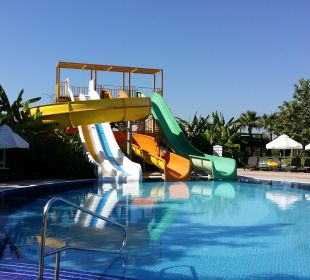 Kleine Wasserrutsche Sherwood Dreams Resort