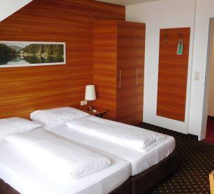 Groß, hell und sauber Hotel Bon Alpina