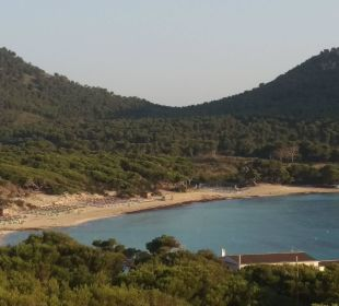 Blick aufs Meer Hotel & Spa S'Entrador Playa
