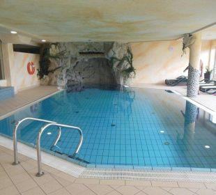 Innen-Pool Hotel Gartnerkofel