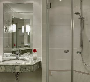 Badezimmer Welcome Hotel Residenzschloss