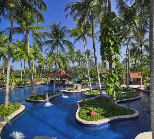 Pool Anlage Banyan Tree Phuket Hotel Banyan Tree Phuket