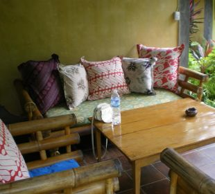 Terrasse Saraswati Holiday House