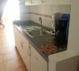 Küchenzeile Suitehotel Monte Marina Playa