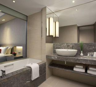 Executive Room Bathroom Carlton Hotel Singapore