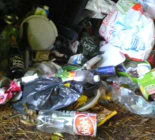 Müll Hotel Zamek Karnity