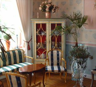 Das Teezimmer!