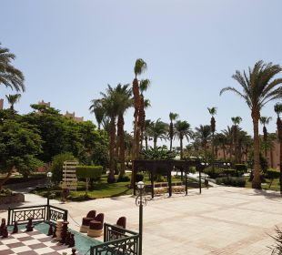 Vom Theater Richtung Strand Hotel Le Pacha Beach Resort