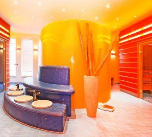 Saunabereich Inselhotel König