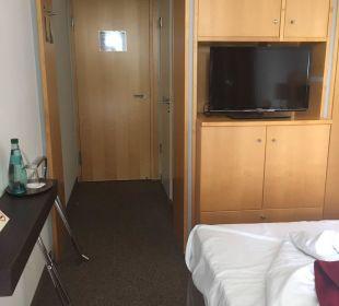Zimmer-Eingangstüre Kongresshotel Potsdam am Templiner See
