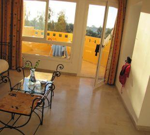 Zimmer 1369 Mini-Suite