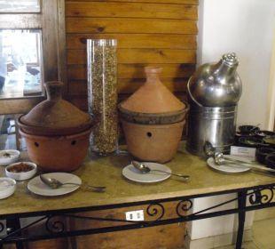 Frühstück Arena Inn Hotel, El Gouna