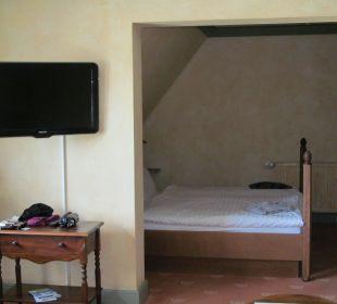 Juniorsuite Hotel Forsthaus Damerow