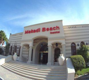 Eingangsbereich Hotel Hotel Iberotel Makadi Beach