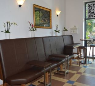 Lobby Hotel Tiergarten Berlin