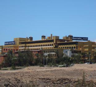 Außenansicht Hotel Barcelo Jandia Playa