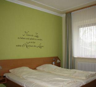 Bequemes Bett Hotel Bockelmann