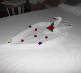 Frische Handtücher Hotel Seamelia Beach Resort