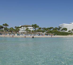 Meer Ansicht Hotel Playa Esperanza