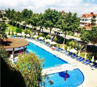Main pool Blok A Irem Garden Hotel Family Club