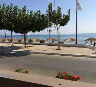 Ausblick Restaurant Hotel Corissia Beach