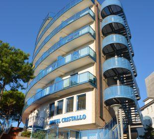 The Hotel Hotel Cristallo Lignano