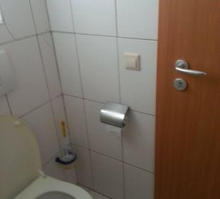 Toilette (separat) Suitehotel Monte Marina Playa